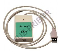 Цифровой USB-датчик двуокиси углерода