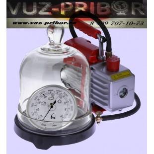 Вакуумный насос с электроприводом