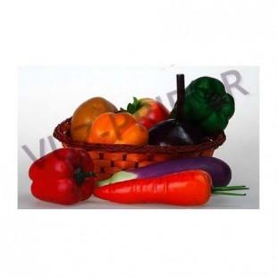 "Ветка муляжей ""Ассорти"" (овощи)"