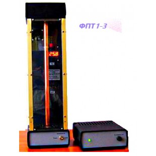 Лабораторная установка  «Определение коэффициента теплопроводности воздуха методом нагретой нити» ФПТ 1-3