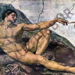 Микеланджело (Фрески)