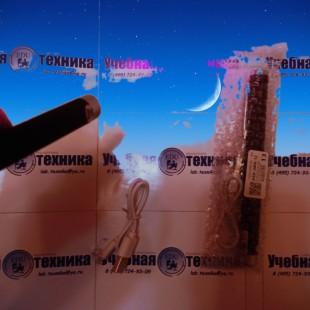 Лазерный указатель на аккумуляторе