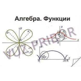 Алгебра. Функции