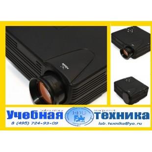 Мультимедийный LCD-проектор с поддержкой ТВ и игровой приставки ProjectPro