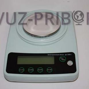 Весы электронные до 200 грамм