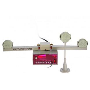 Комплект приборов и принадлежностей для демонстрации звуковых волн